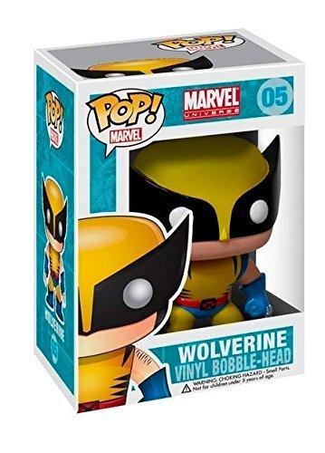 POP! Bobble - Marvel: Wolverine imagen
