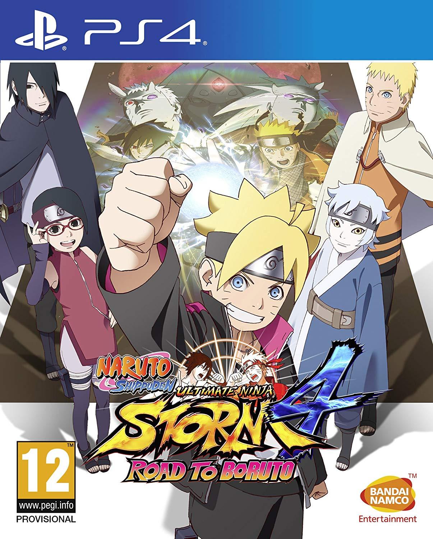 Naruto Shippuden Ultimate Ninja Storm 4: Road To Boruto imagen