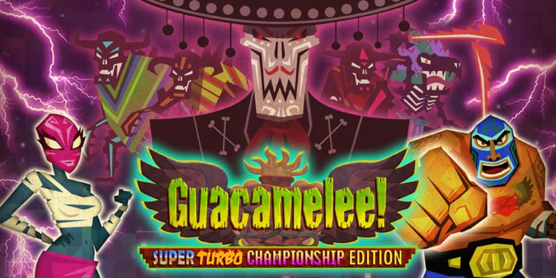 Guacamelee! Super Turbo Championship Edition imagen