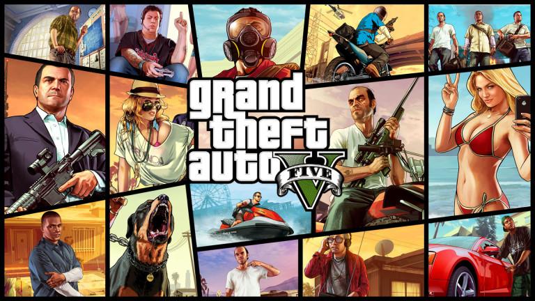 Grand Theft Auto V imagen