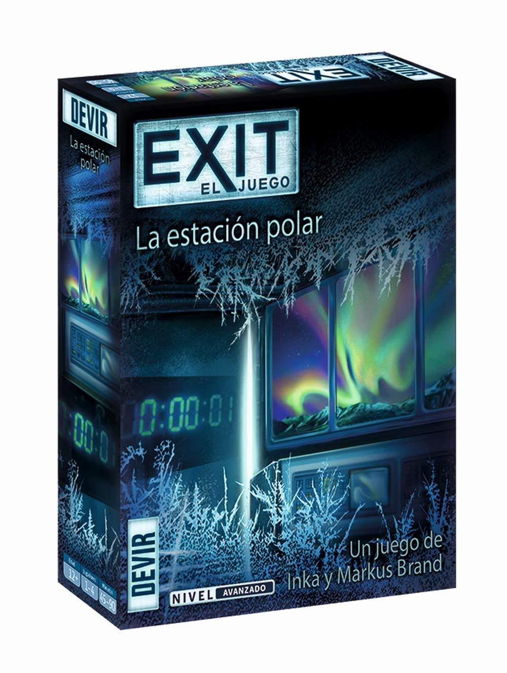 Devir Exit 6 La Estación Polar imagen