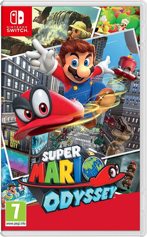 Super Mario Odyssey imagen