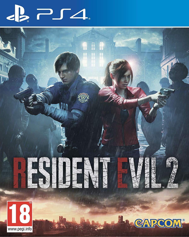 Resident Evil 2 - Edición Estándar PS4 imagen
