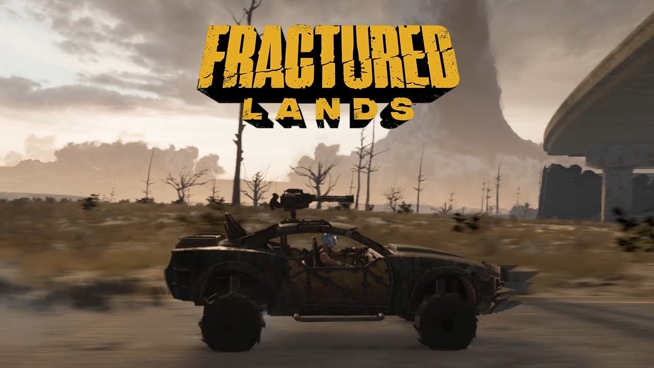 FRACTURED LANDS imagen