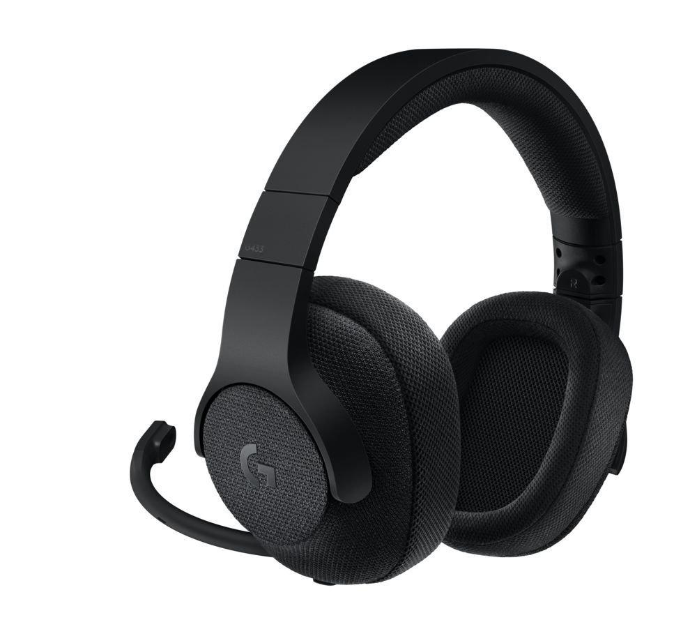 Logitech G433 - Auriculares con micrófono imagen