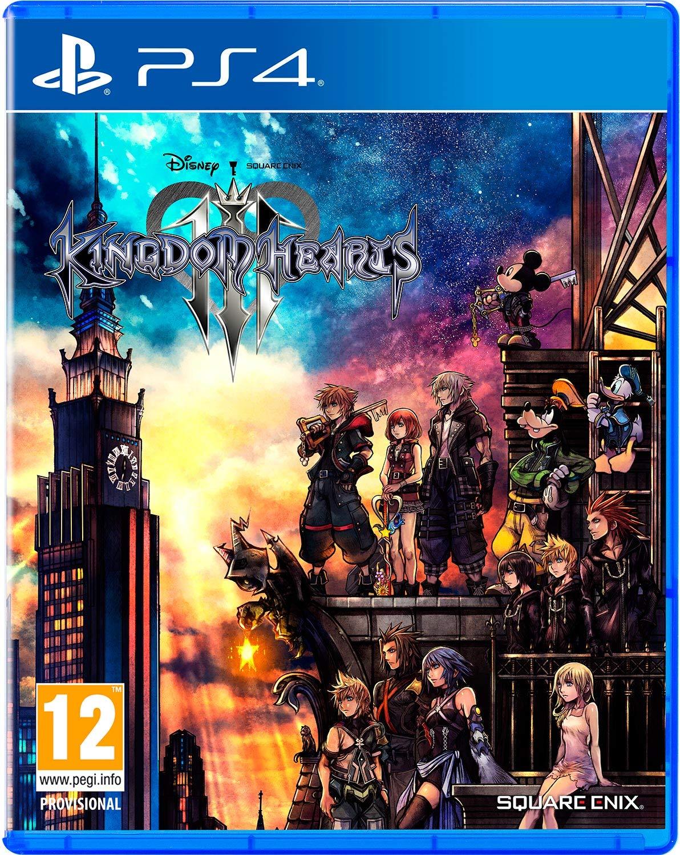 Kingdom Hearts 3 PS4 imagen