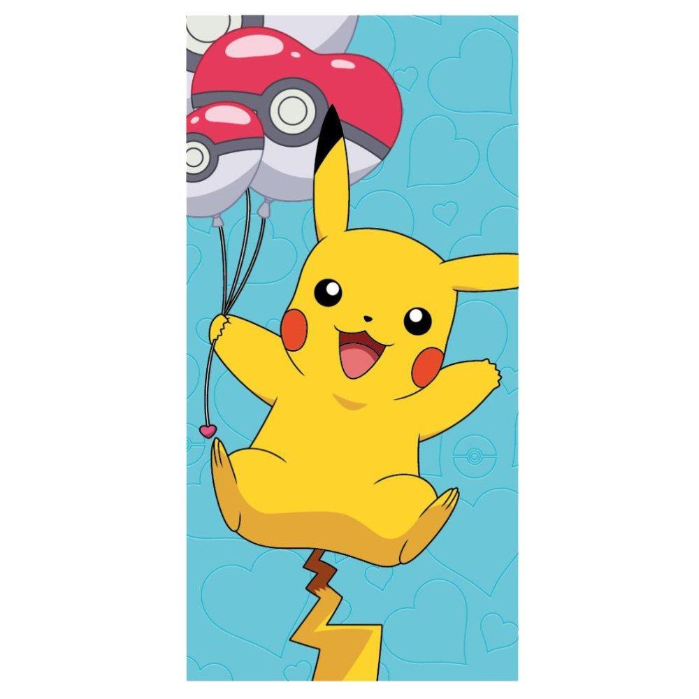 Pokémon Toalla Pikachu imagen