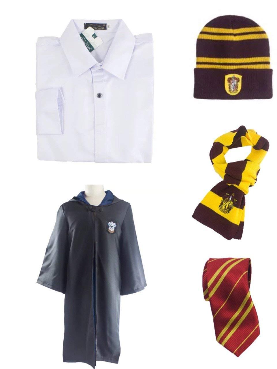 Set Completo de Harry Potter Gryffindor imagen