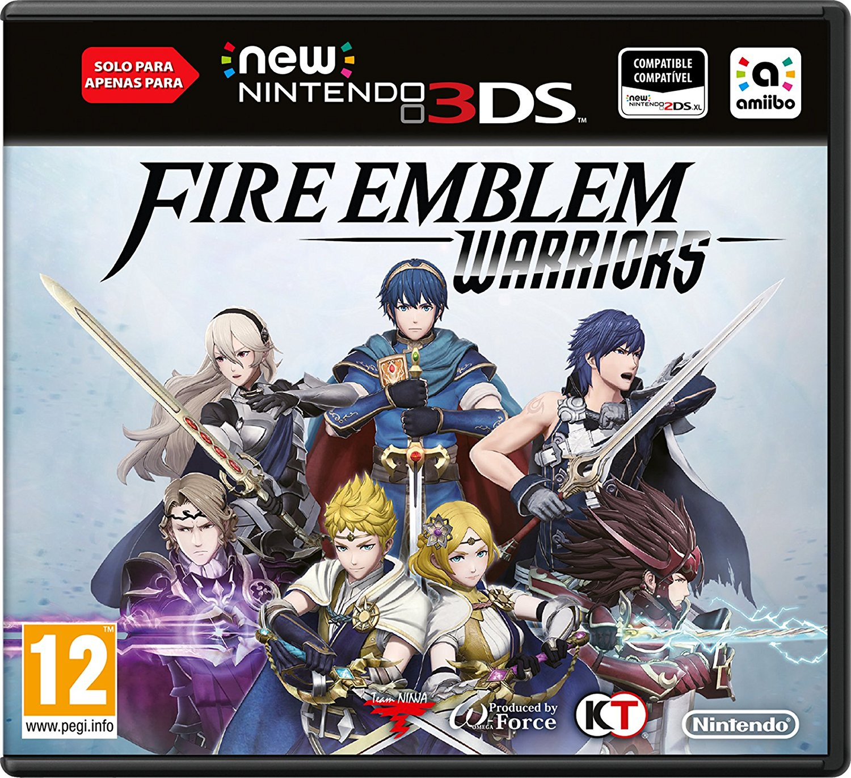 New Nintendo 3DS Fire Emblem Warriors - Edición Estándar imagen