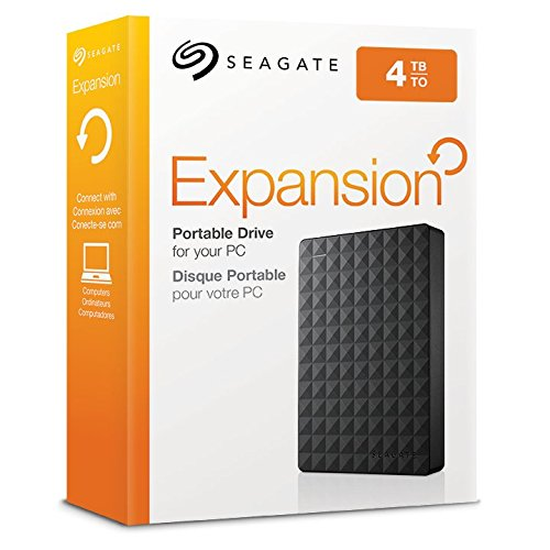 HDD externo 4TB Seagate Expansion STEA4000400 imagen