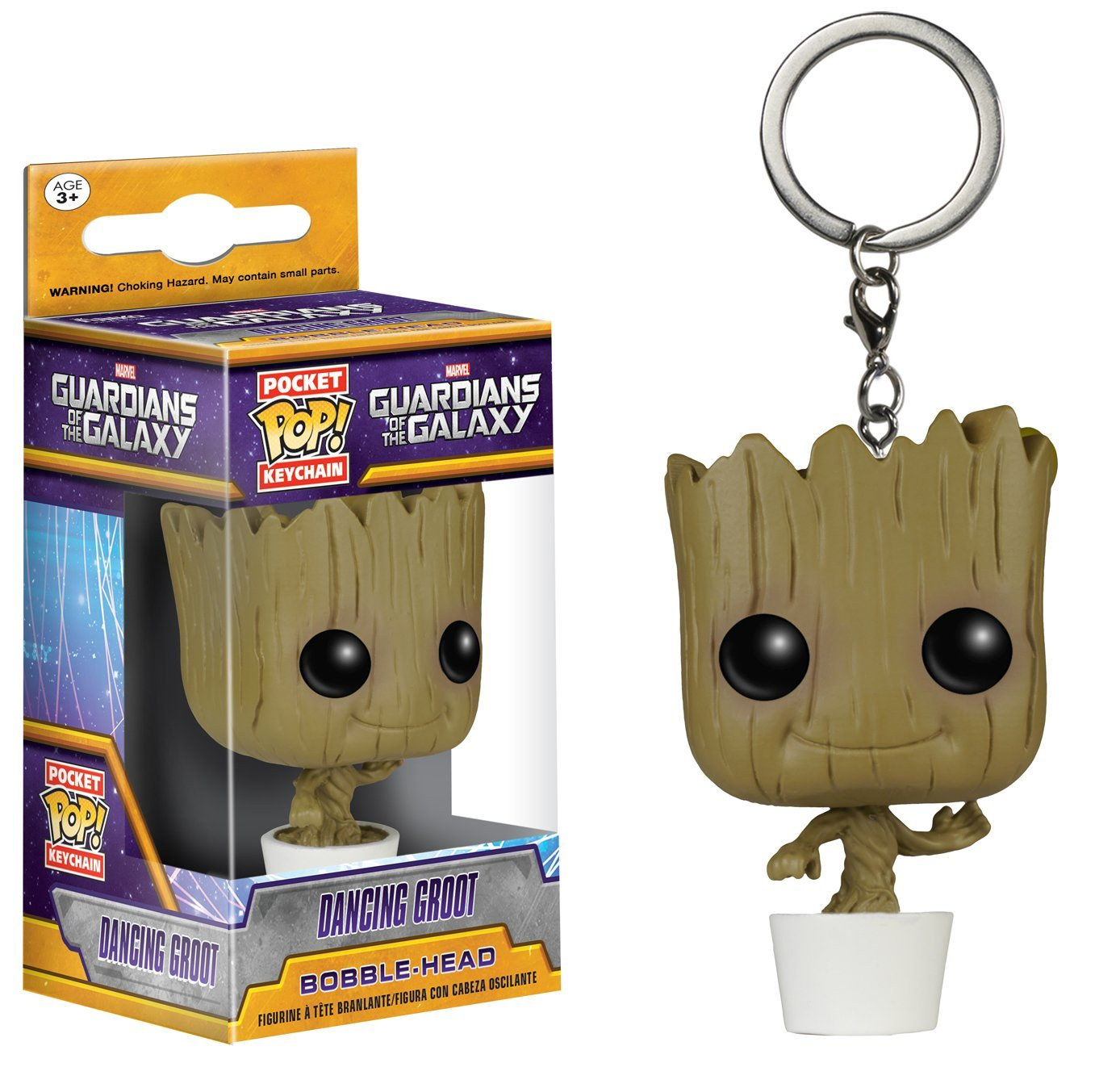FunKo Pocket POP! Keychain - Marvel: Guardians O/T Galaxy: Baby Groot imagen