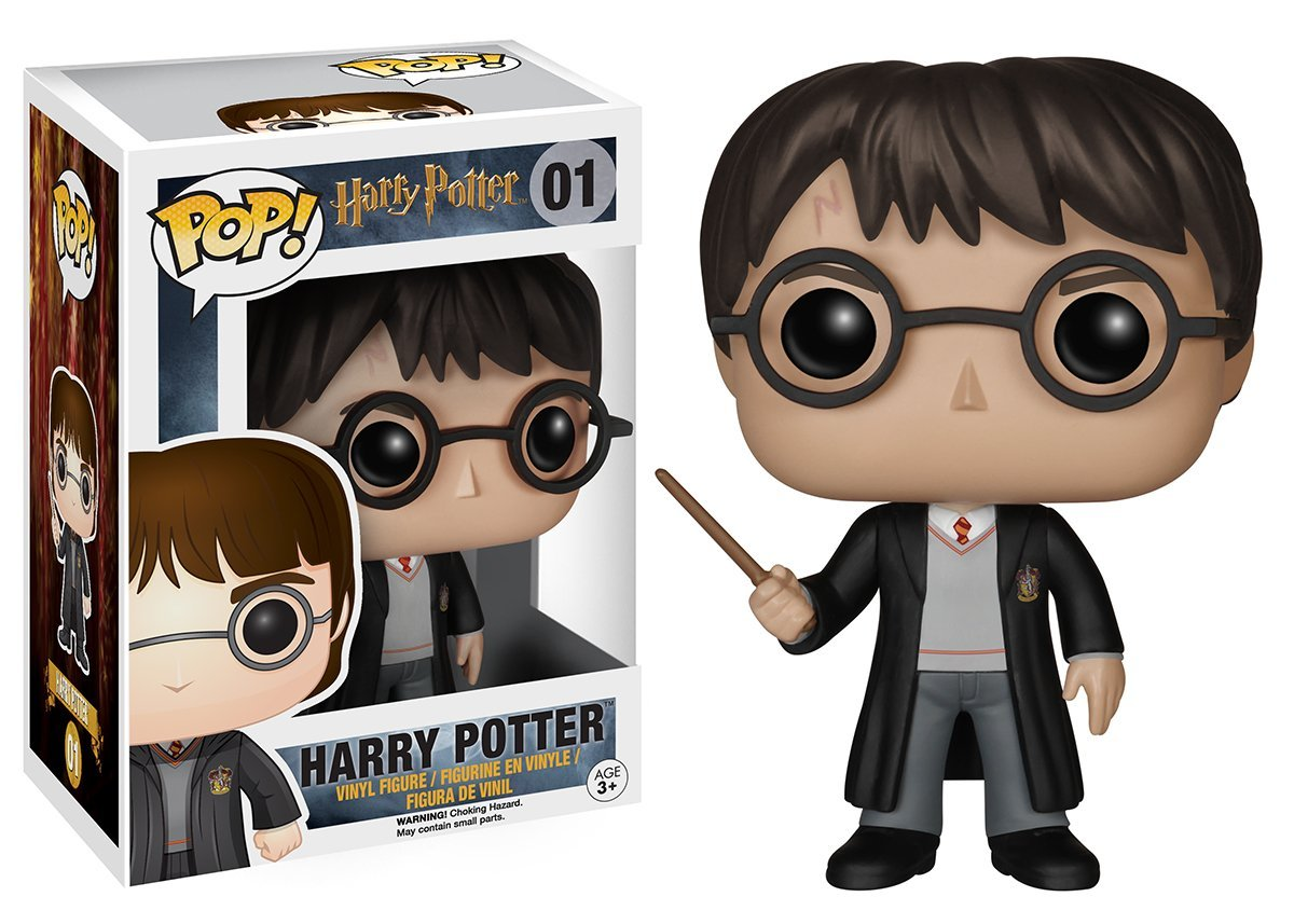 Funko POP! Vinilo Harry Potter imagen