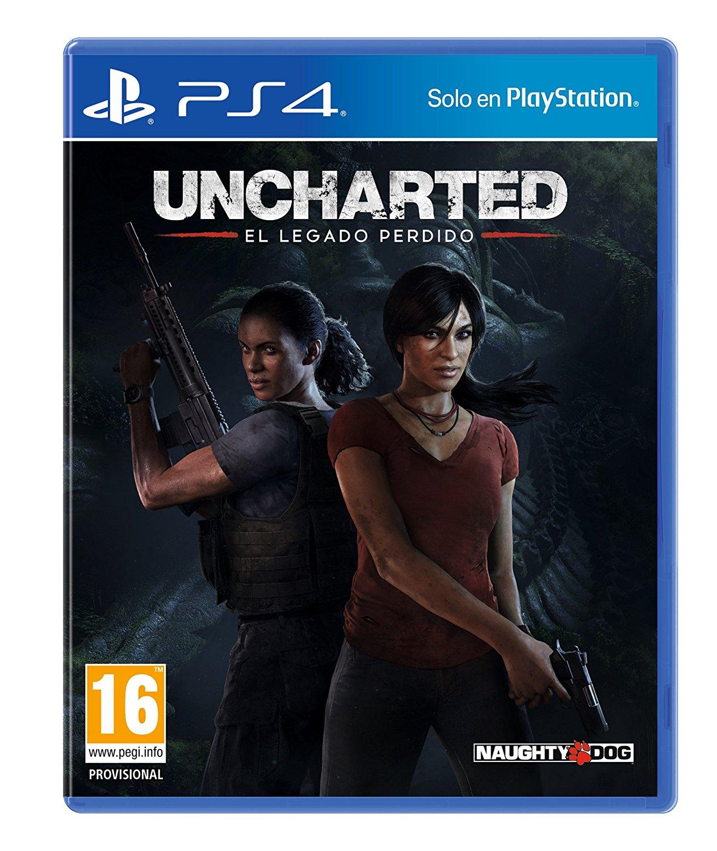 Uncharted: El Legado Perdido imagen