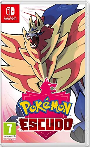 Pokémon: Escudo imagen
