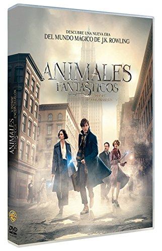 Animales Fantásticos Y Dónde Encontrarlos [DVD] imagen