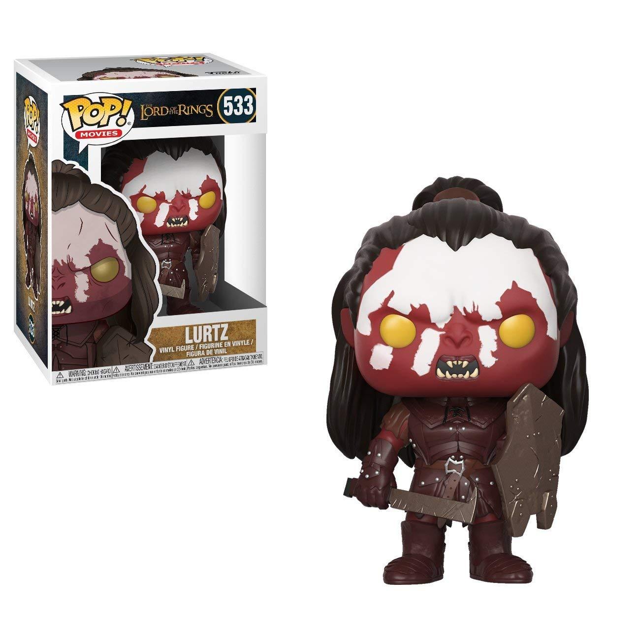 Funko POP! Hobbit: Lurtz imagen