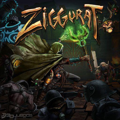 Ziggurat imagen