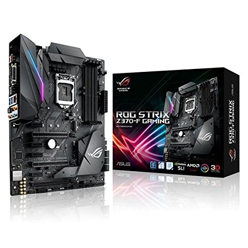 ASUS ROG Strix Z370-F Gaming - Placa Base Gaming imagen
