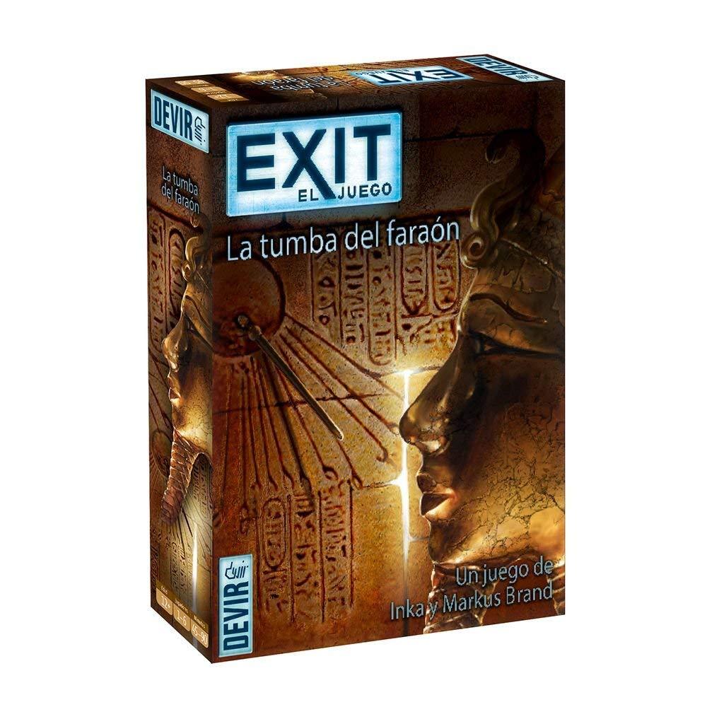 Devir Exit 2 La Tumba del faraón imagen