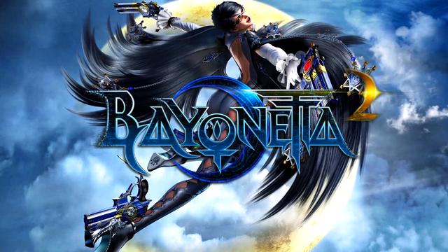 Bayonetta 2 imagen