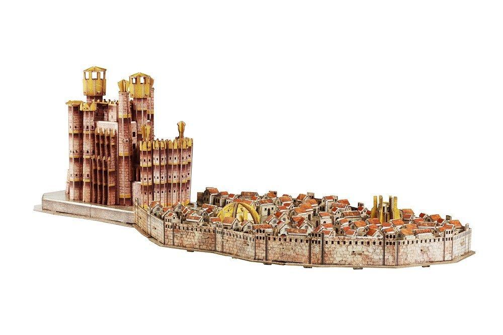 Juego de Tronos Puzzle 3D Desembarco del Rey imagen