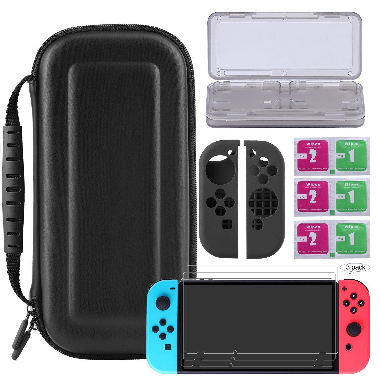 Bestico Kit Protección para Nintendo Switch imagen