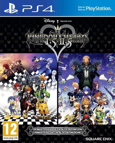 Kingdom Hearts HD 1.5 + 2.5 Remix imagen