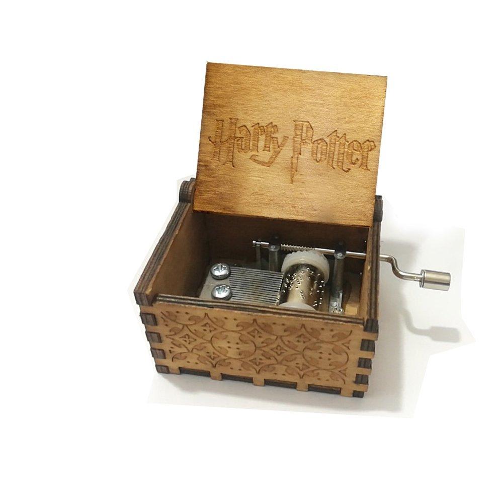Caja de música Harry Potter imagen