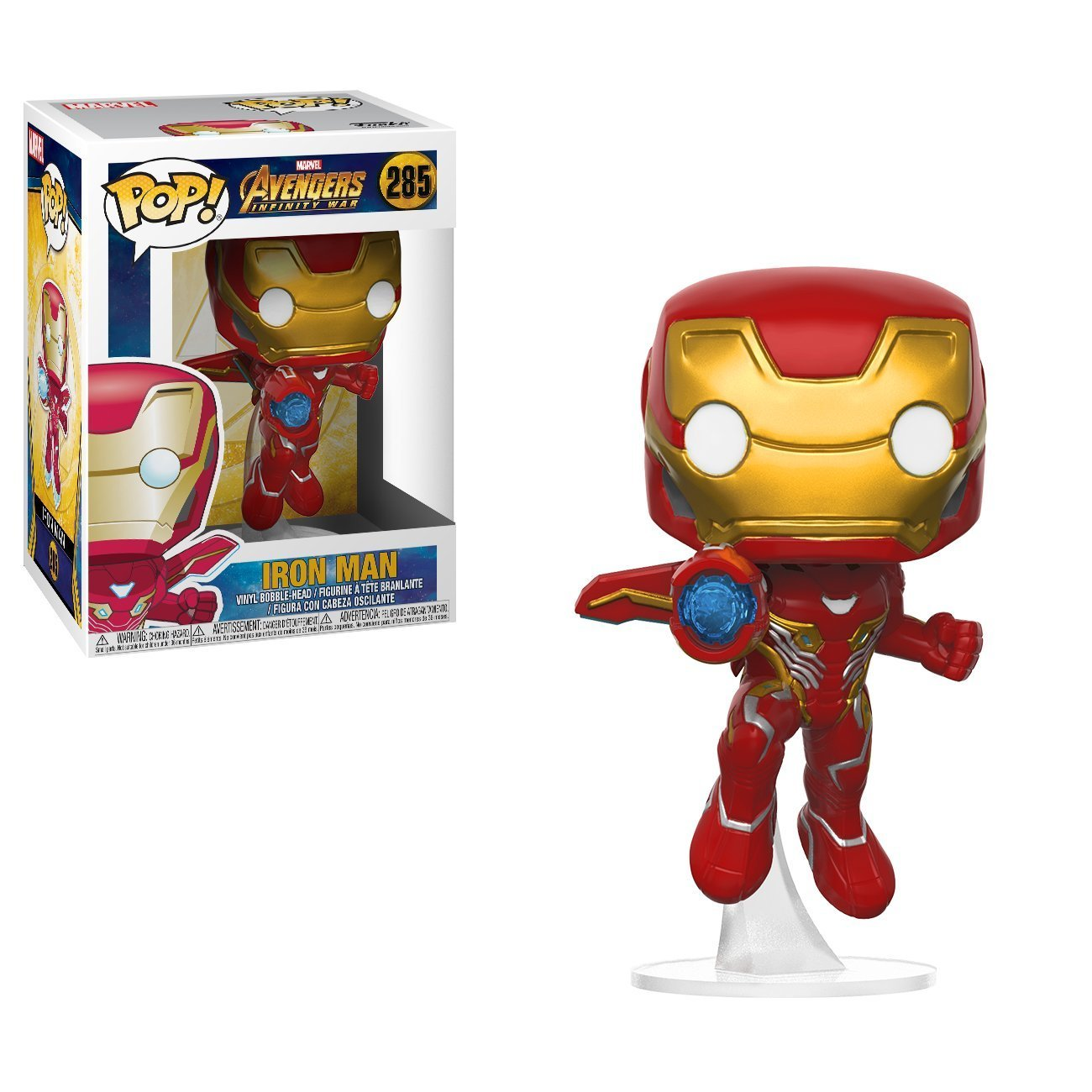 Pop! - Marvel: Iron Man Avengers Infinity War imagen