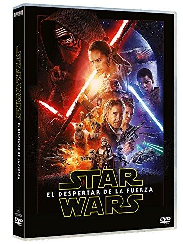 Star Wars: El Despertar De La Fuerza [DVD] imagen