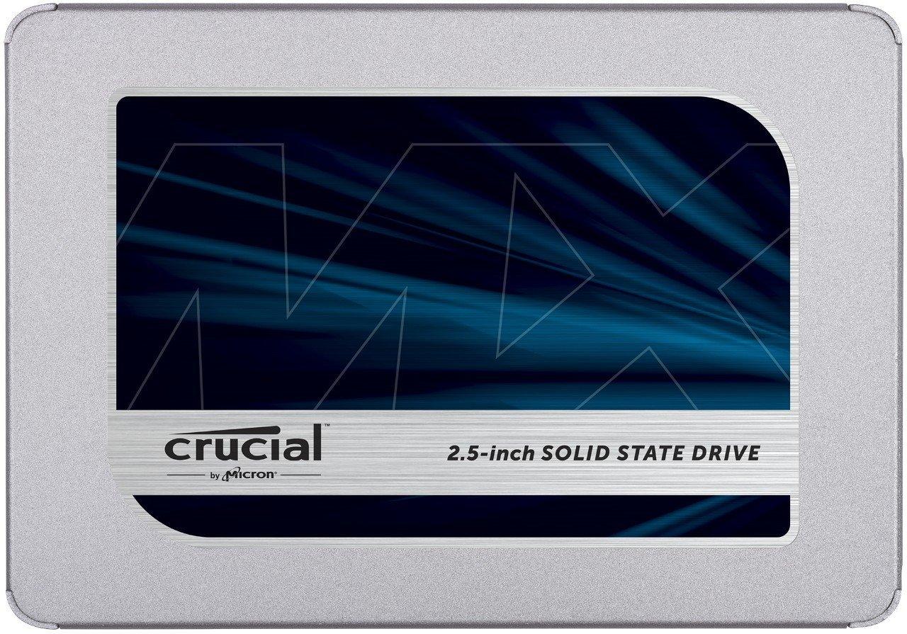 Crucial MX500 - SSD de 500 GB (3D NAND, SATA, 2.5 Pulgadas) imagen