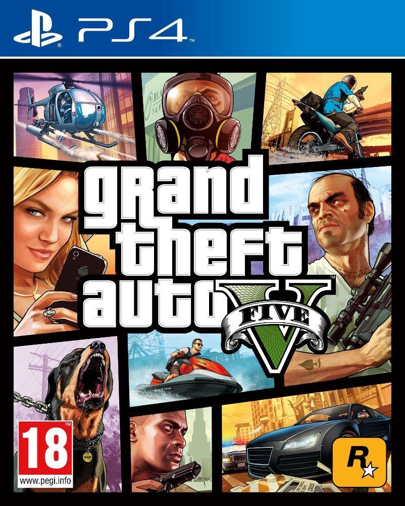 Grand Theft Auto V (PS4) imagen