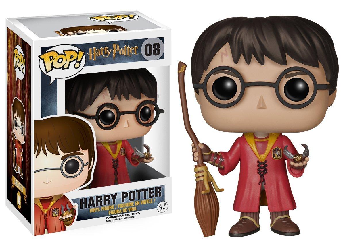 FunKo POP! Harry Potter Quidditch imagen