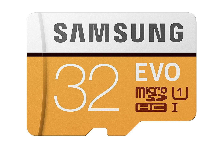 Samsung EVO - microSD 32 GB, Clase 10 imagen