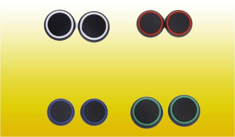 4 Pares de Tapas Joystick PS4 imagen
