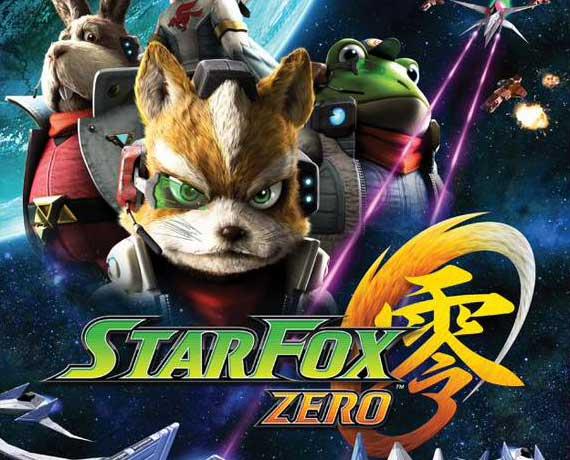 Starfox Zero imagen
