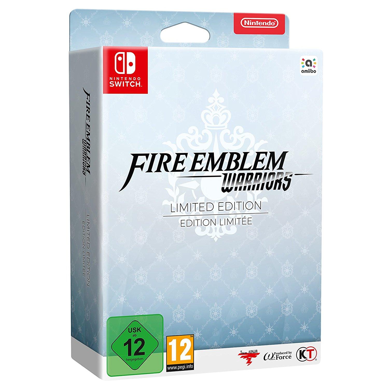 Fire Emblem Warriors - Edición Limitada imagen