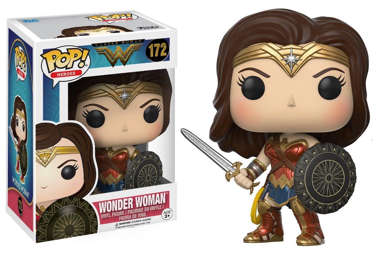 Funko Pop! DC - Wonder Woman imagen