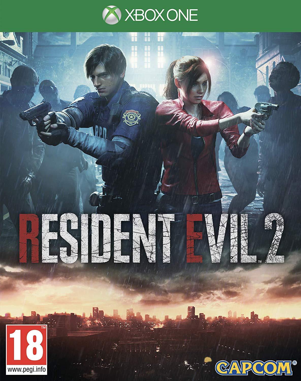 Resident Evil 2 - Edición Estándar XBOX imagen