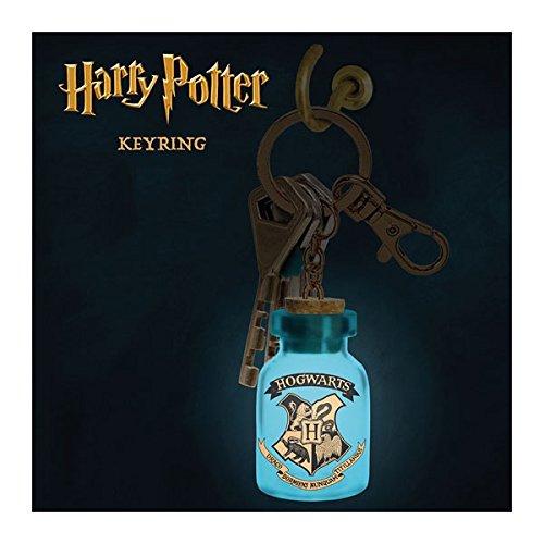 Llavero con Luz Hogwarts - Harry Potter imagen
