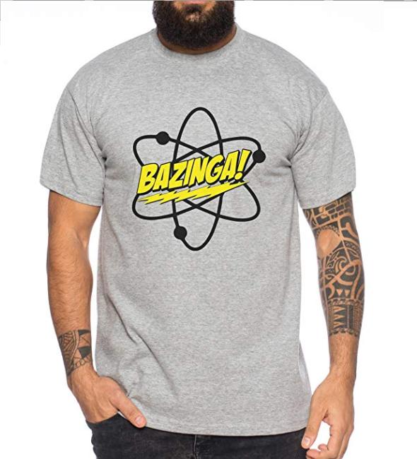 WhyKiki Big Bazinga Science Bang Theory imagen