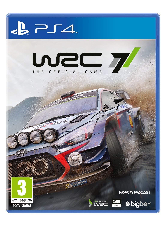 WRC 7: The Official Game - Versión Española imagen