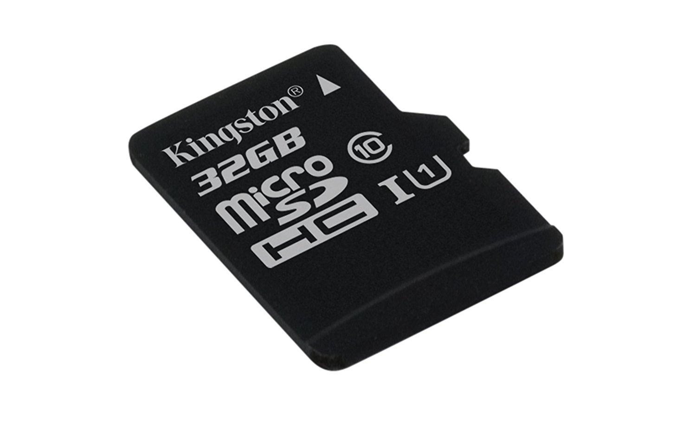 MicroSD Kingston SDCS/32GB - Clase 10 / 80 MB/s imagen