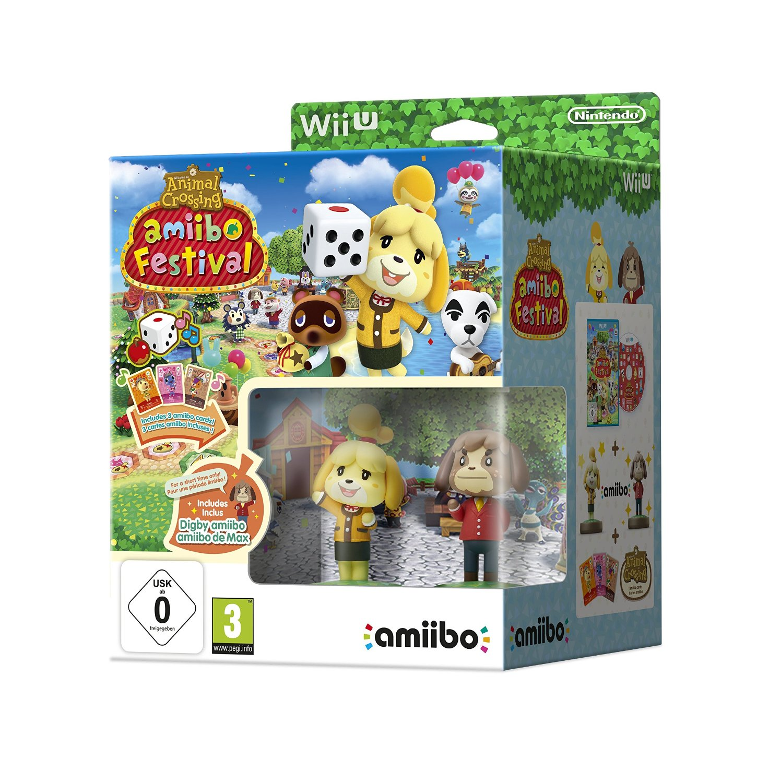 Animal Crossing: Amiibo Festival imagen