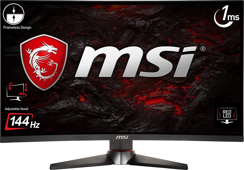 MSI MAG27CQ - Monitor gaming de 27 pulgadas imagen