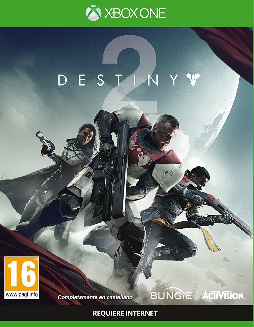 Destiny 2 - Edición Estándar (Xbox One) imagen