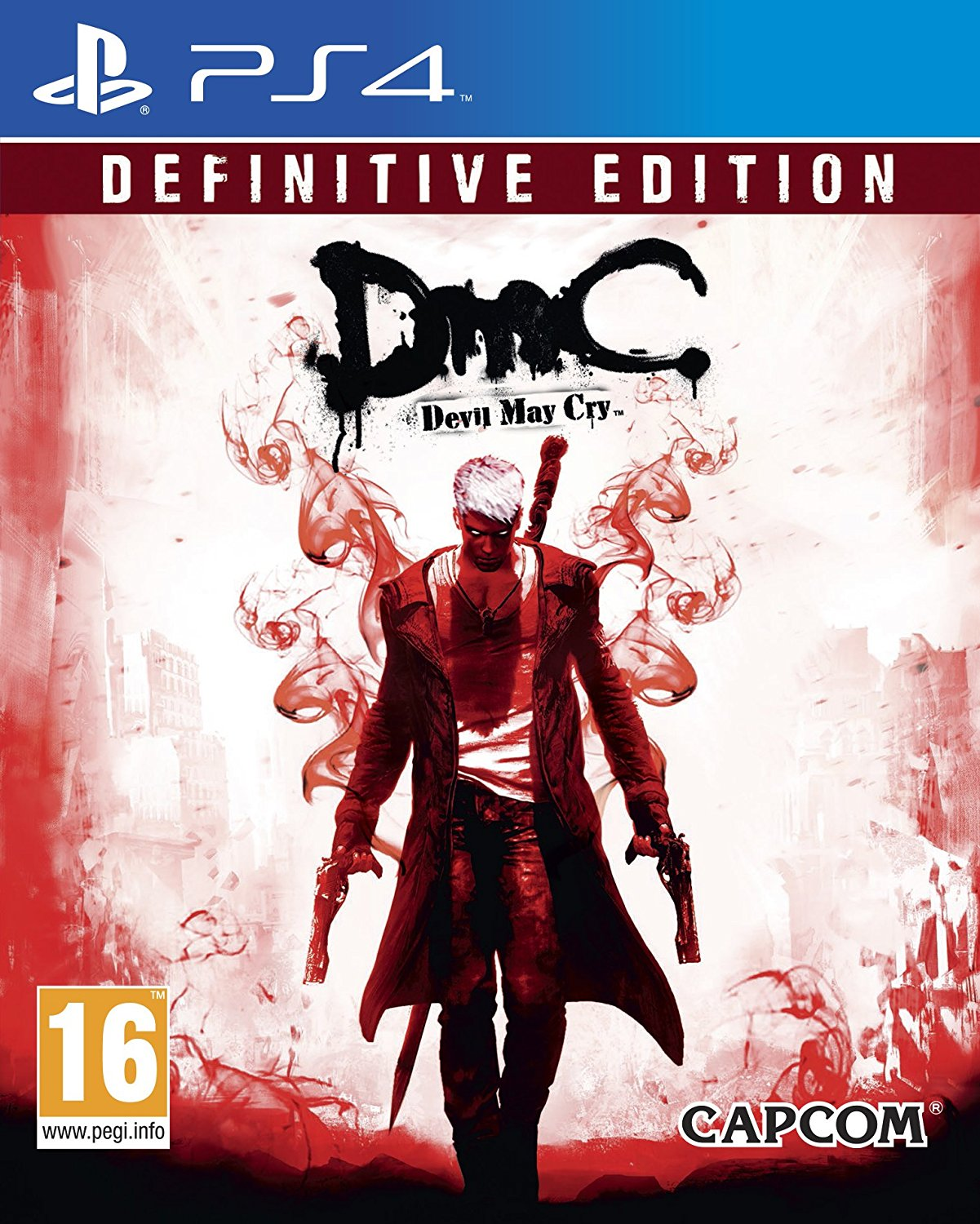 Devil May Cry: Definitive Edition imagen