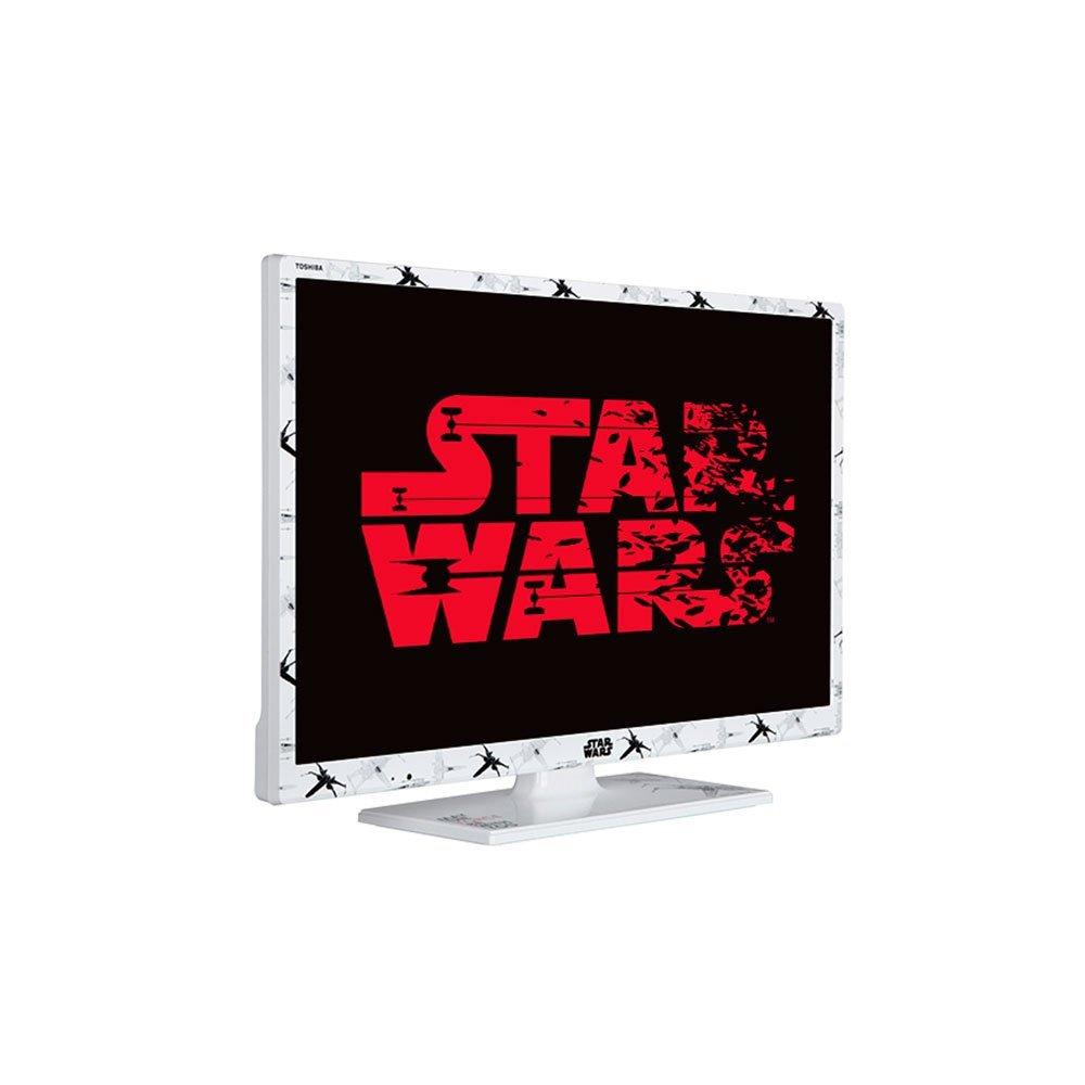 Smart TV Toshiba 24SW763DG - 24 pulgadas HD READY EDICIóN STAR WARS imagen