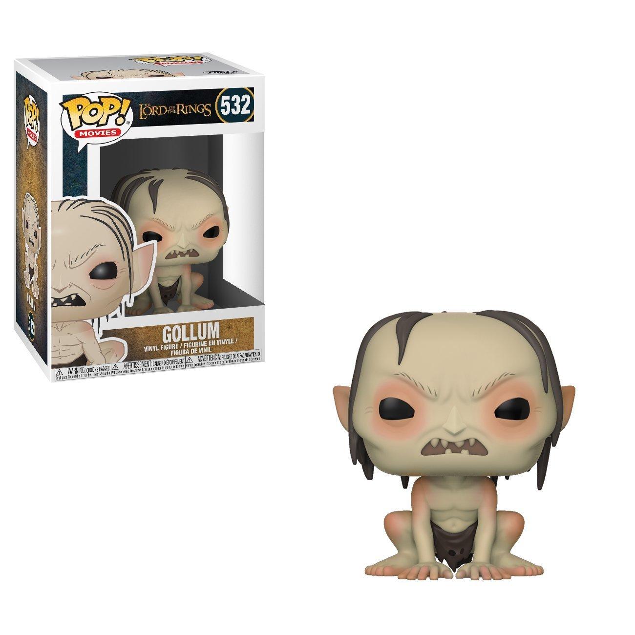 Funko POP! Hobbit - Gollum imagen