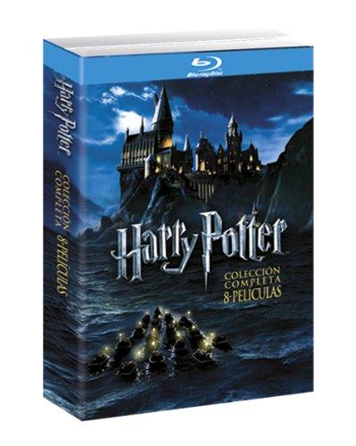 Harry Potter: Colección Completa Box Set [Blu-ray] imagen